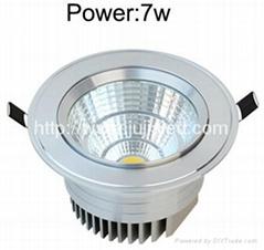 LED天花燈,LED燈,室內射燈