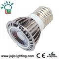 12w high power led spotlight, 3w led