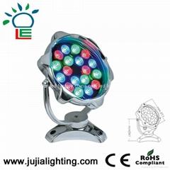 12W led pool light,led  fountain lights,12W LED underwater lights JU-4008