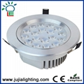 2016 low price 7w led ceiling light down