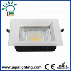 high quliaty dimmable led down light 10w led ceiling lamp with 3 warranty