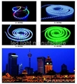 led rainbow Tube led rope light