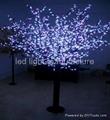 led maple tree light