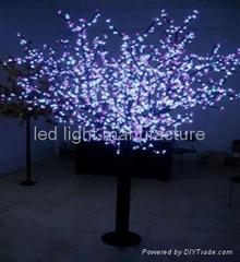 LED桃花燈,LED樹燈,道路裝飾燈