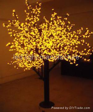 led maple tree light  2