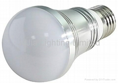 LED ball bulb,led global bulb,led light