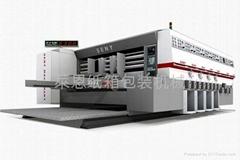 水性印刷開槽機