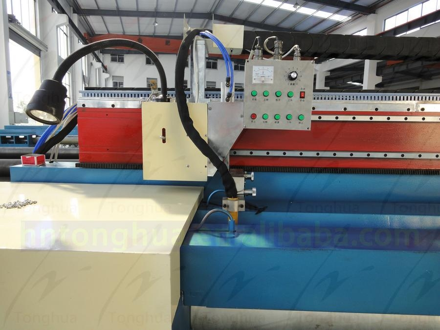 Automatic Straight Welding Machine, Solar Water Heater Production Line 2