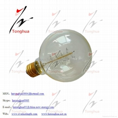 G80 Edison antique bulbs 60W
