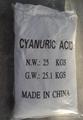 Cyanuric Acid 98.5% powder and granule