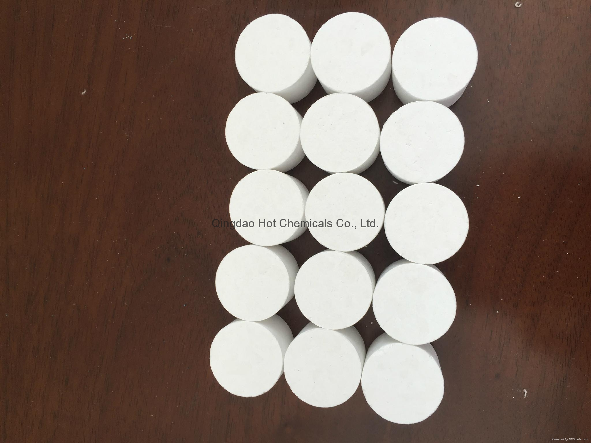 Desiccant Dryer tablets for the dehydration of Natural Gas  1
