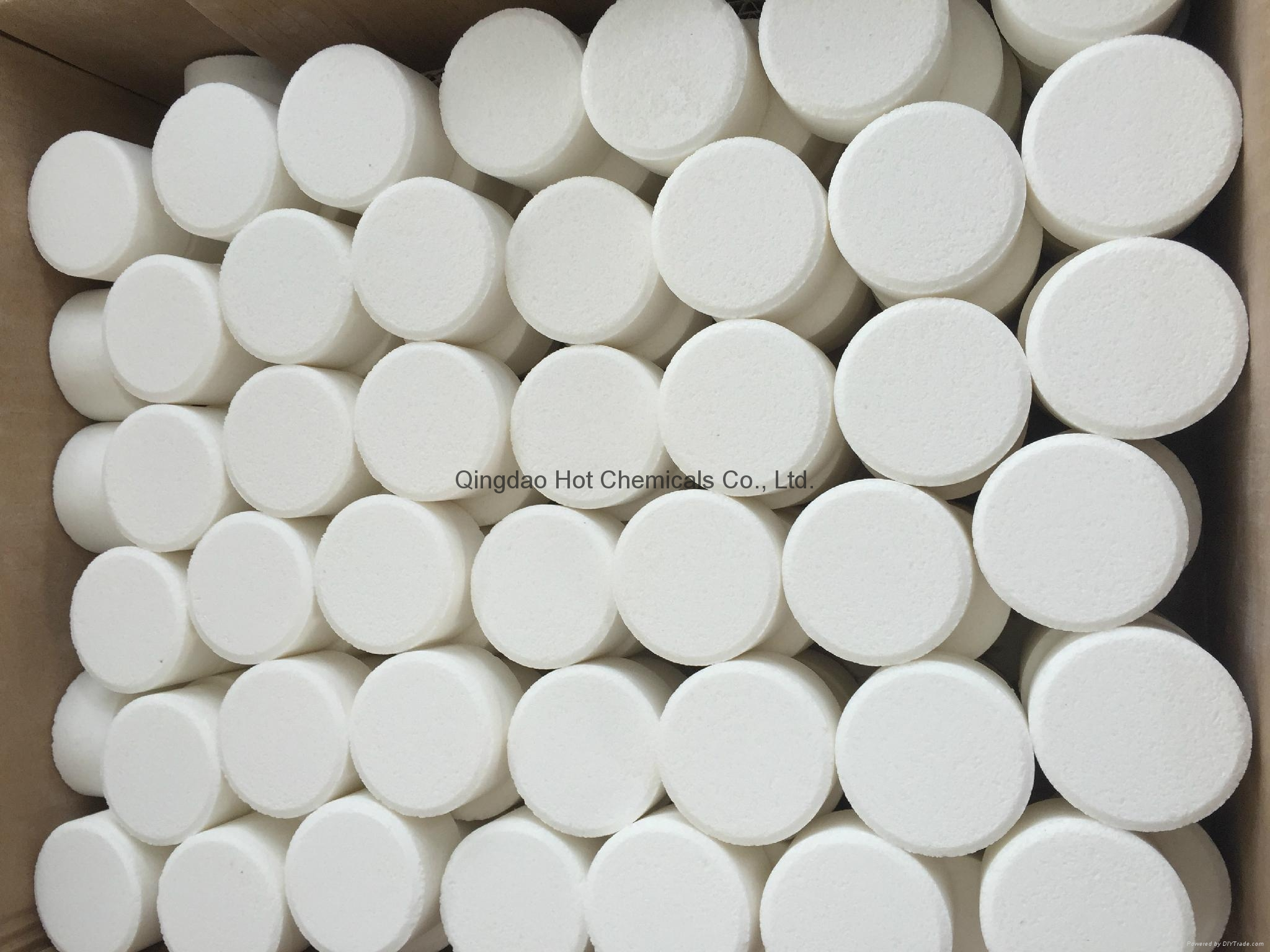 Desiccant Dryer tablets for the dehydration of Natural Gas  3