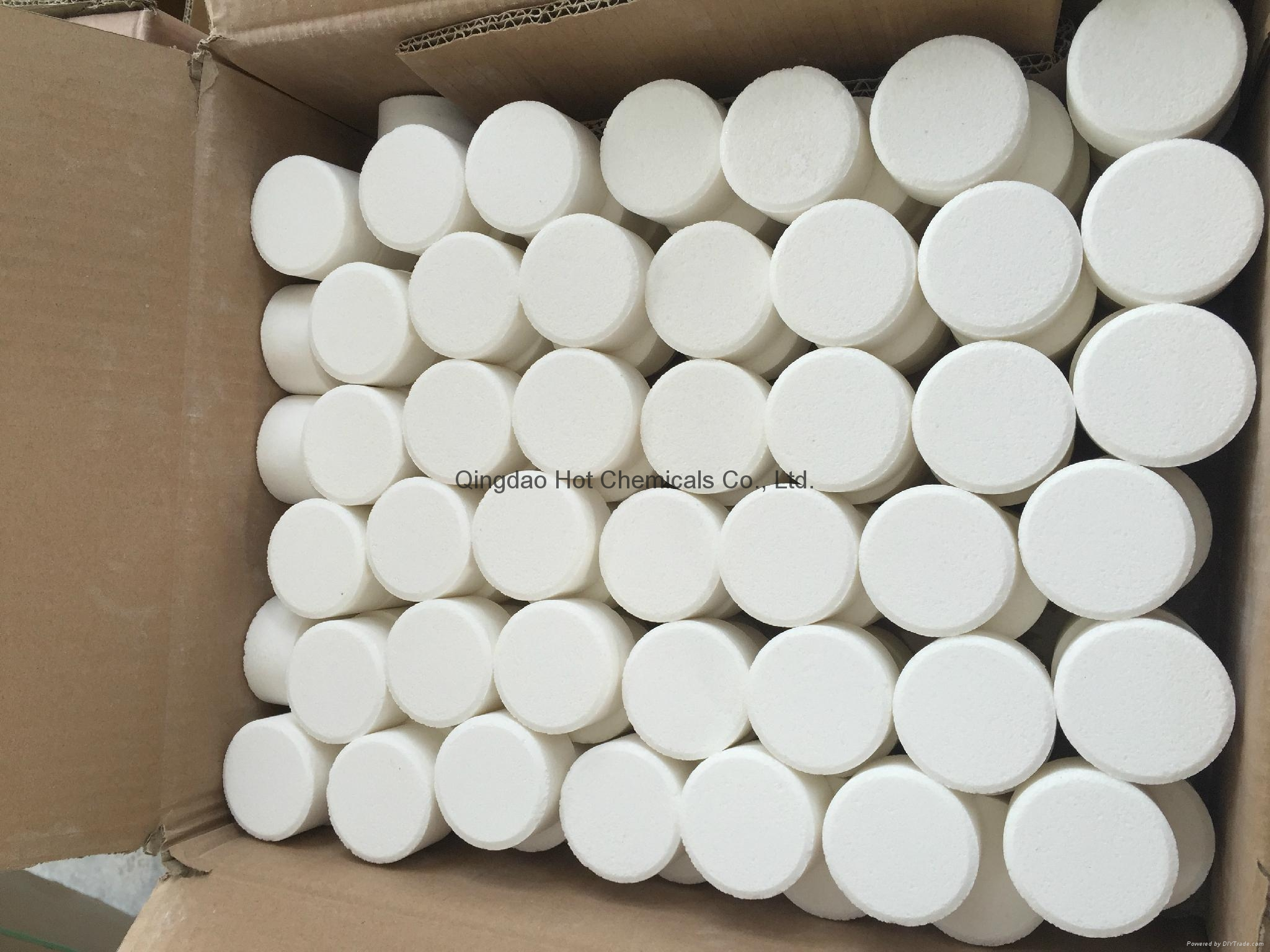 Desiccant Dryer tablets for the dehydration of Natural Gas  4