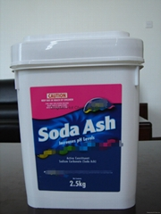Swimming Pool Chemical pH Plus Soda Ash
