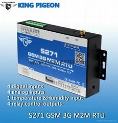 GSM M2M RTU