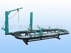 Auto body repair straighten tools and