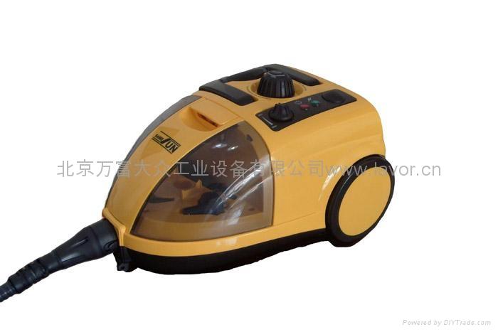 小黃寶蒸汽清洗機 1