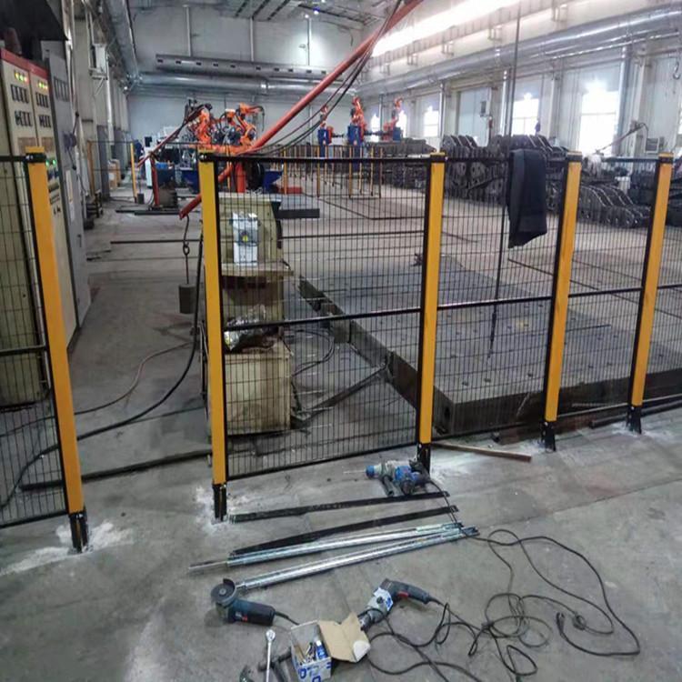 苏州仓库隔离网车间隔离网设备安全围栏厂家定制 3