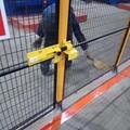 苏州仓库隔离网车间隔离网设备安全围栏厂家定制 1