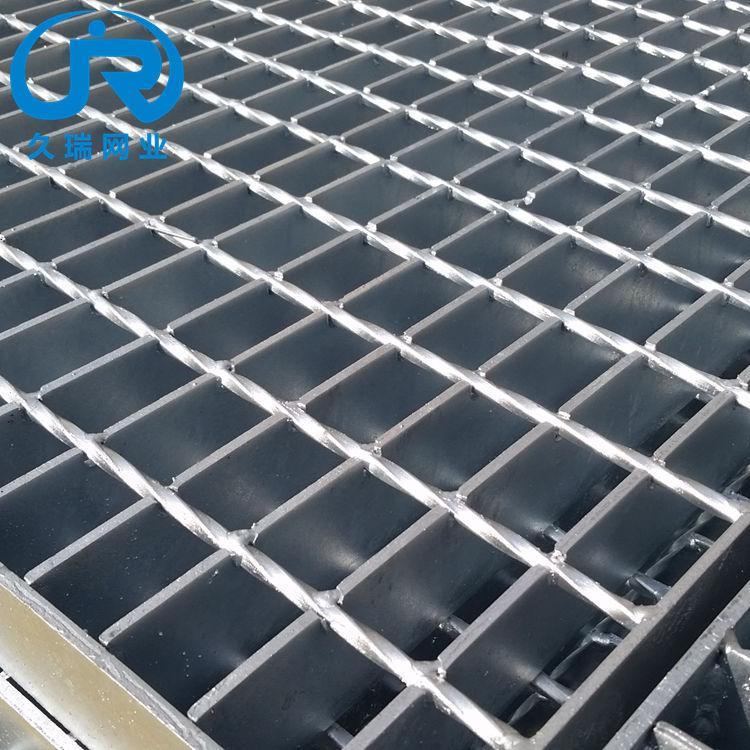 苏州厂家加工定制镀锌钢格板不锈钢格栅板水沟盖板 1