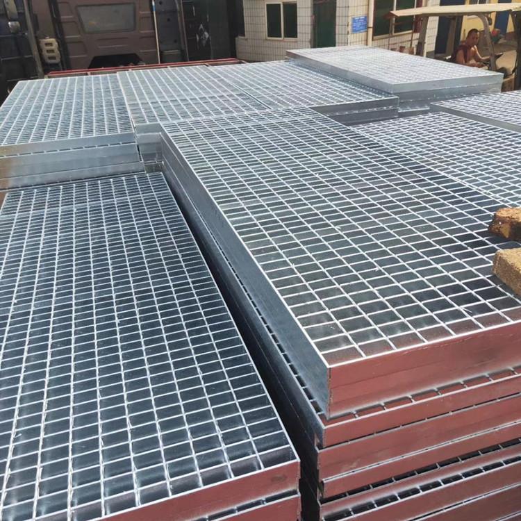 苏州厂家加工定制镀锌钢格板不锈钢格栅板水沟盖板 3