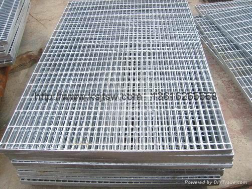 镀锌钢格板 2