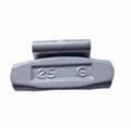 Fe clip con wheel balance weight