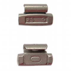 Fe clip-on wheel weights