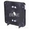 Fe adhesive wheel weight  5g*1000