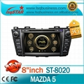 Car DVD for Mazda 5 2010-2011 with GPS