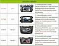 In dash Car DVD Player For Mazda 3 2010- Car Radio with GPS,BT,Radio,3G! 4