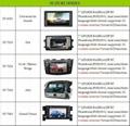 All-In-One Suzuki Alto Car DVD with GPS Navigation car stereo BT RDS USB RADIO  4