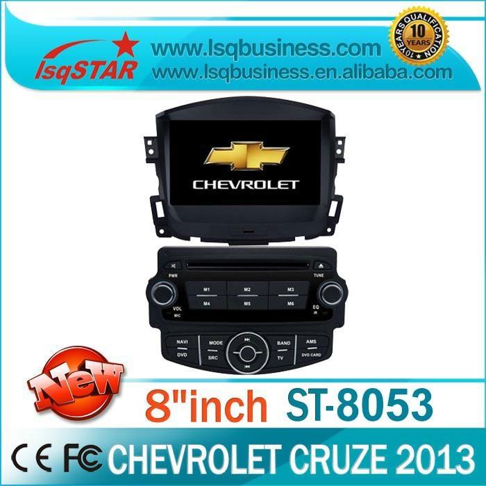 3G dashboard Car DVD/GPS for Chevrolet 2013 Cruze Wholesale 1