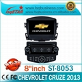 3G dashboard Car DVD/GPS for Chevrolet
