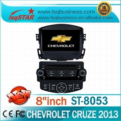 3G dashboard Car DVD/GPS for Chevrolet 2013 Cruze Wholesale