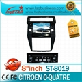 Car DVD/ Special car dvd player Citroen