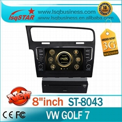 VW golf 7 car radio for Wholesale ONLY