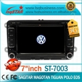 Autoradio for VW Sagitar/Magotan/Tiguan/Polo/Eos With GPS,DVD,3G,Hot sale! 1