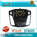 Car dvd factory Ford Focus 3 car dvd