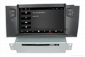 Android 4.2.2 dvd car audio navigation for Citroen C4 L  2