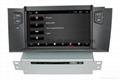 Android 4.2.2 dvd car audio navigation for Citroen C4 L  3