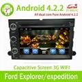 GPS Navigation for Ford Explorer