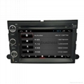 GPS Navigation for Ford Explorer/Expedition with Android 4.2 RDS/Radio/SWC/CanBu 3