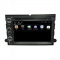 GPS Navigation for Ford Explorer/Expedition with Android 4.2 RDS/Radio/SWC/CanBu 4