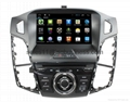 Android 4.2 capacitive touch screen car