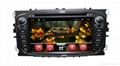 Android 4.2 Car auto radio dvd player for Ford Mondeo (2007-2011) 4