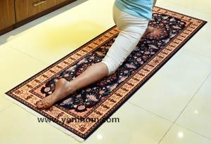 Customized rug design yoga mats 1