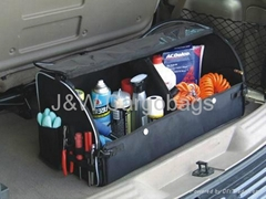 Ultimax trunk organizer