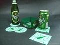 廣告禮品-廣告杯墊 4