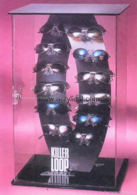 eyewear display stand / rack 3